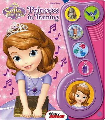 Picture of Sofia the First Princess in Training