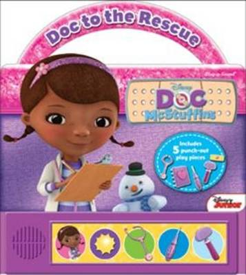 Picture of Doc McStuffins - DOC to the Rescue