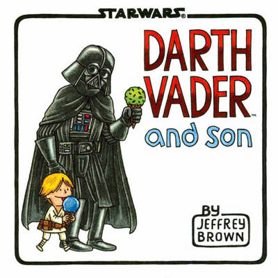 Picture of Darth Vader and Son