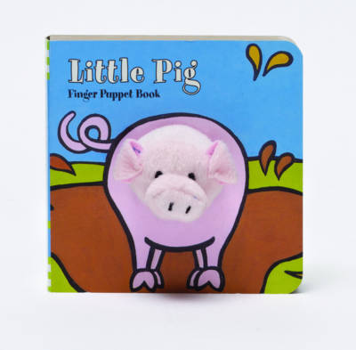 Picture of Little Pig Finger Puppet Book