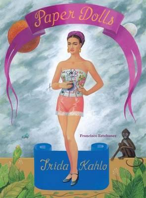 Picture of Frida Kahlo Paper Dolls