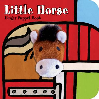 Picture of Little Horse: Finger Puppet Book