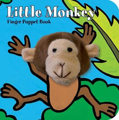 Picture of Little Monkey: Finger Puppet Book