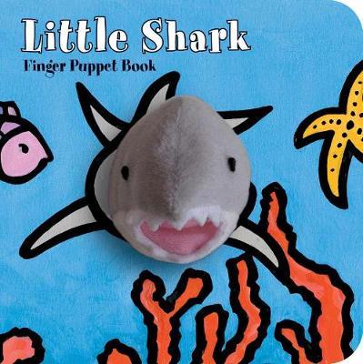 Picture of Little Shark: Finger Puppet Book
