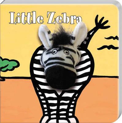Picture of Little Zebra: Finger Puppet Book
