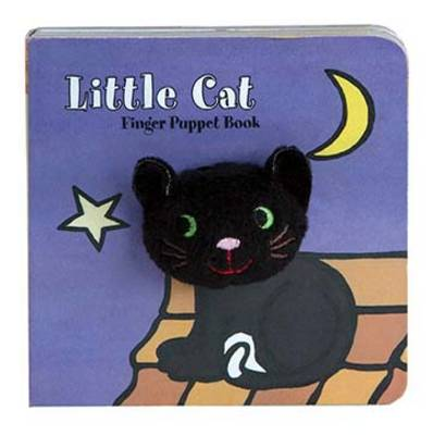 Picture of Little Cat: Finger Puppet Book