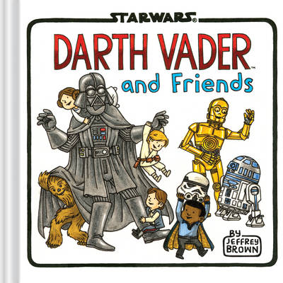 Picture of Darth Vader and Friends