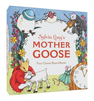 Picture of Sylvia Long's Mother Goose: Four Classic Board Books