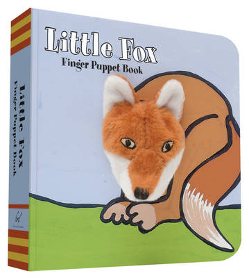 Picture of Little Fox: Finger Puppet Book