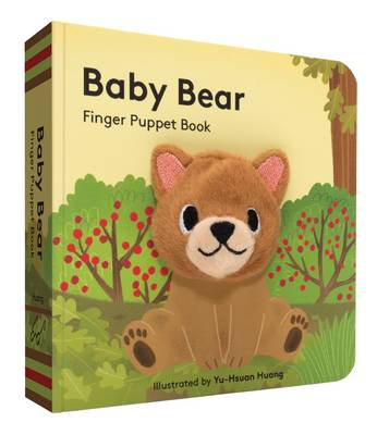 Picture of Baby Bear: Finger Puppet Book