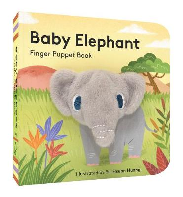 Picture of Baby Elephant: Finger Puppet Book