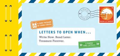 Picture of Letters to Open When...: Write Now. Read Later. Treasure Forever.