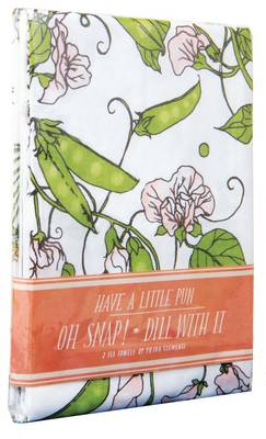 Picture of Oh Snap! / Dill with it Tea Towels