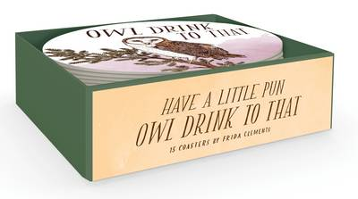 Picture of Owl Drink to That