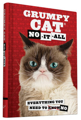 Picture of Grumpy Cat: No-it-All: Everything You Need to No