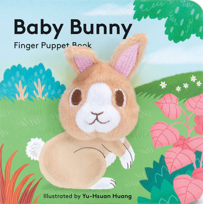 Picture of Baby Bunny: Finger Puppet Book