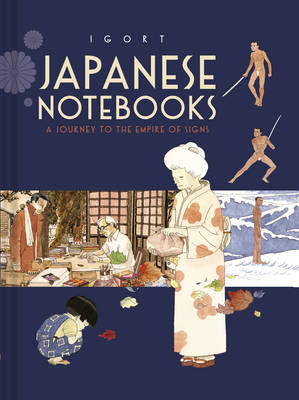 Picture of Japanese Notebooks: A Journey to the Empire of Signs