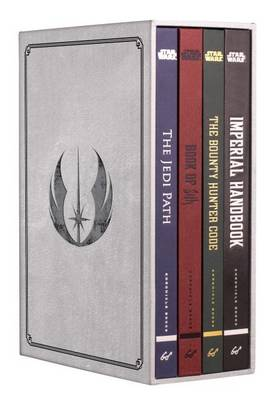 Picture of Star Wars: Secrets of the Galaxy Deluxe Boxed Set
