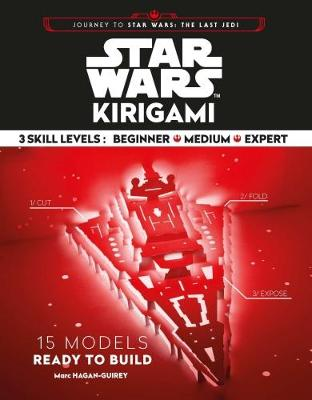 Picture of Star Wars Kirigami: 15 Cut and Fold Ships from Across the Galaxy
