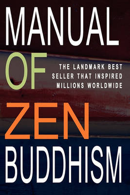 Picture of Manual of Zen Buddhism