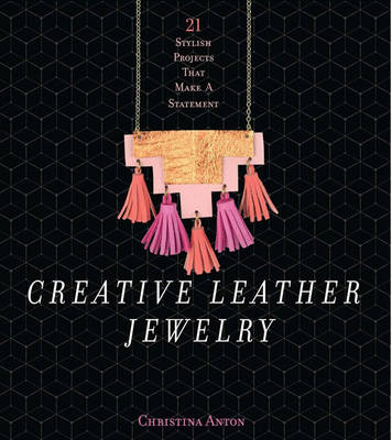 Picture of Creative Leather Jewelry: 21 Stylish Projects That Make a Statement