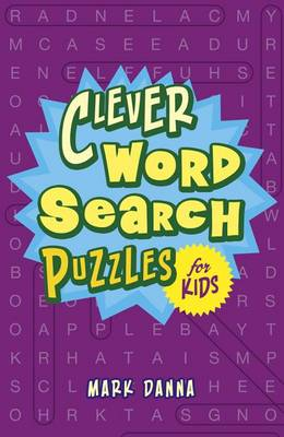 Picture of Clever Word Search Puzzles for Kids