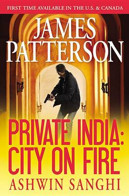 Picture of Private India: City on Fire (Library Edition)