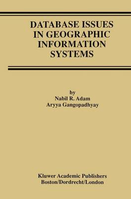 Picture of Database Issues in Geographic Information Systems