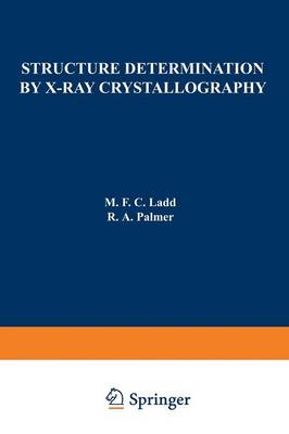 Picture of Structure Determination by X-Ray Crystallography