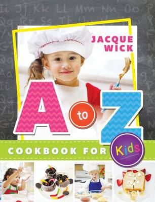 Picture of A to Z Cookbook for Kids