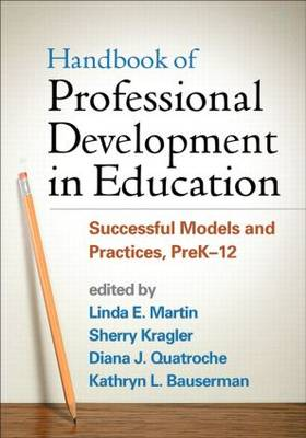 Picture of Handbook of Professional Development in Education: Successful Models and Practices, PreK-12