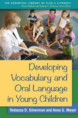 Picture of Developing Vocabulary and Oral Language in Young Children
