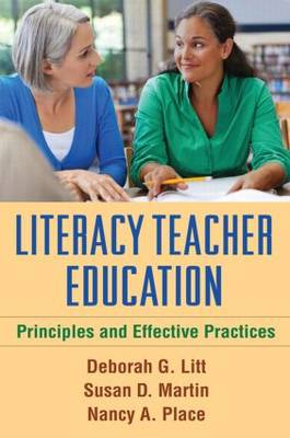 Picture of Literacy Teacher Education: Principles and Effective Practices