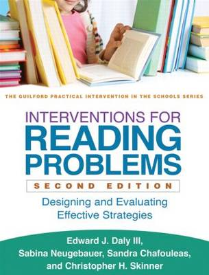 Picture of Interventions for Reading Problems: Designing and Evaluating Effective Strategies