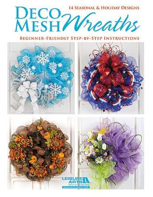 Picture of Deco Mesh Wreaths