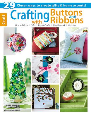 Picture of Crafting with Buttons and Ribbons