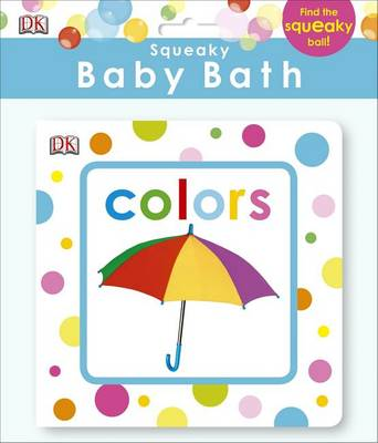 Picture of Squeaky Baby Bath: Colors