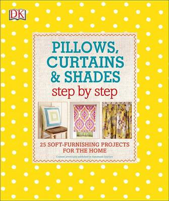 Picture of Pillows, Curtains, and Shades Step by Step