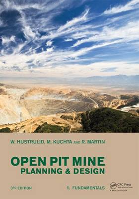 Picture of Open Pit Mine Planning and Design: v. 1-2: Fundamentals, CSMine Software Package, CD-ROM: CS Mine Software