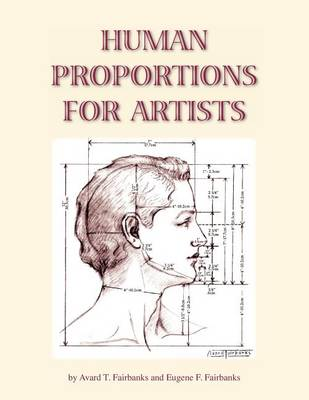 Picture of Human Proportions for Artists (Abridged)