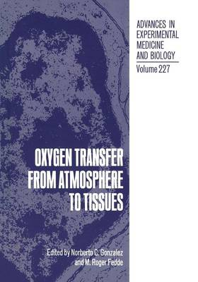 Picture of Oxygen Transfer from Atmosphere to Tissues