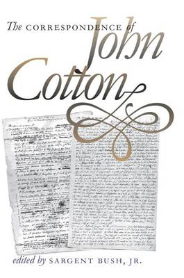 Picture of The Correspondence of John Cotton