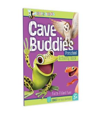 Picture of Buzzly's Buddies: Cave Buddies Preschool Activity Book