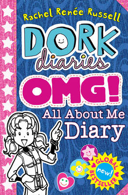 Picture of Dork Diaries OMG: All About Me Diary!