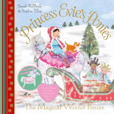 Picture of Princess Evie's Ponies: The Magical Winter Ponies