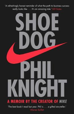 Picture of Shoe Dog: A memoir by the Creator of Nike