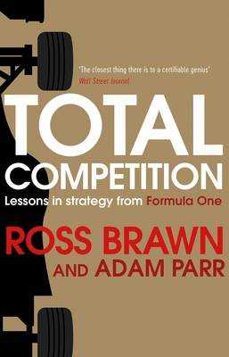Picture of Total Competition: Lessons in Strategy from Formula One