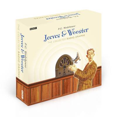 Picture of Jeeves & Wooster: The Collected Radio Dramas