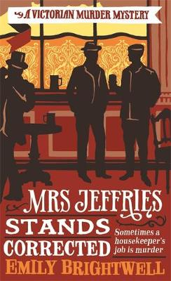 Picture of Mrs Jeffries Stands Corrected