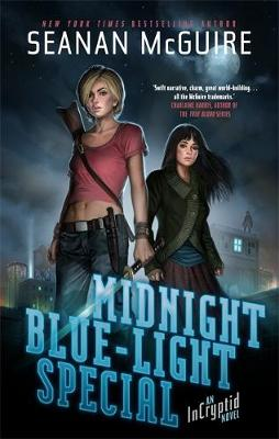 Picture of Midnight Blue-Light Special: An Incryptid Novel